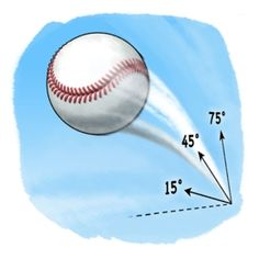 The Physics of Baseball: How Far Can You Throw? - Scientific American