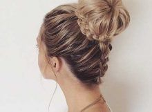 50 Incredibly Cute Hairstyles for Every Occasion Holiday Hairstyles, Fancy Hairstyles, Summer Hairstyles, Braided Hairstyles, Wedding Hairstyles, Asian Hair, How To Make Hair, Bad Hair, Prom Hair