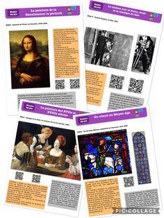 fiches d'histoire des arts