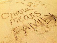 Eight Disney Quotes Written in Hawaiian Sand | Oh My Disney