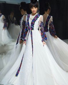 Arabic Wedding Dresses, Arabic Dress, Princess Wedding Dresses, Bridal Dresses, Muslin Dress, Ukrainian Dress, Ethno Style, Mexican Dresses, Special Dresses
