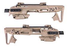RONI Pistol-Carbine Conversion - Glock 17 18 19 23 Item: 11925144 | Mobile GunAuction.com