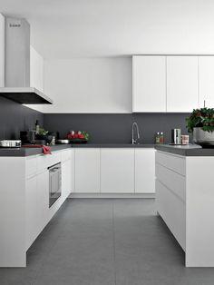 - Elmar kitchen furniture family Elmar kitchen furniture f - Kitchen Decor, Kitchen Inspirations, Kitchen Cabinet Design, Home Decor Kitchen, Kitchen Flooring, White Kitchen Design, White Modern Kitchen, Kitchen Room Design, Kitchen Renovation