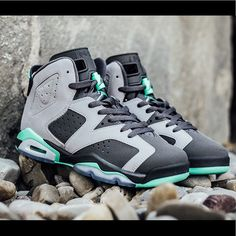 wholesale dealer a9243 20111 Jordan Shoes   Air Jordan 6 Retro Gg   Color  Gray Green   Size