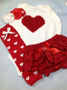 baby girl outfit baby valentines day outfit by aboutasprout baby girls valentines outfit pinterest girl outfits and babies - Valentines Baby Outfit