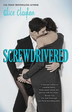 Screwdrivered is the third erotically charged romantic comedy in Alice Clayton's Cocktail series. This novel follows a software engineer who's a closeted romance-novel junkie as she travels across the country to a new home she inherited and finds herself caught between a librarian and a cowboy. Out Sept. 2