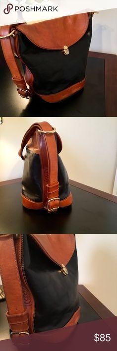 I just added this listing on Poshmark: Marino Orlandi Natural Leather Bucket Shoulderbag. #shopmycloset #poshmark #fashion #shopping #style #forsale #Marino Orlandi #Handbags