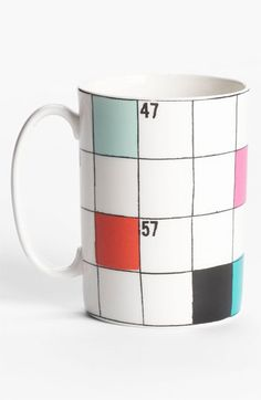 kate spade new york 'say the word' crossword mug | Nordstrom & up to 7.5% Cash Back