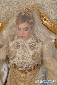 Bride, Tetouan, Morocco.
