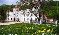 #Arnota #Monastery in #Valcea County, #Romania