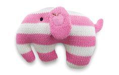 Elephant Rattle Penny Scallan