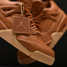 Were You Able To Pick Up The Air Jordan 4 Premium Ginger This Morning?