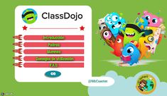 AYUDA PARA MAESTROS: Guía ClassDojo para padres y alumnos Classdojo For Parents, Classroom, Education, Pdf, Content, Tools, Frases, Interactive Activities, Class Room