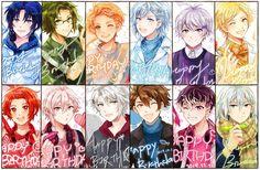 Cute Anime Boy, Anime Guys, Anime Wallpaper Live, Slice Of Life, Kawaii Anime, All Star, Chibi, Fanart, Idol