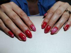 Nails, Beauty, Color, Finger Nails, Colour, Ongles, Nail, Beauty Illustration, Colors