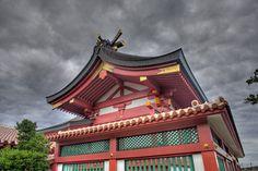 Shinto Shrine Katsuoji