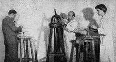 Wyjątkowe polskie projektantki XX wieku. Hanna Orthwein - Minerva 5 W, Polish, Painting, Design, Vitreous Enamel, Painting Art, Paintings, Painted Canvas