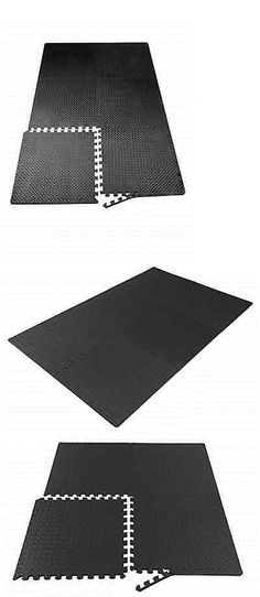 Exercise Mats 44079: New Exercise Mat Floor Foam Workout Area Gym Home Lay Interlock Puzzle Platform -> BUY IT NOW ONLY: $68.88 on eBay!