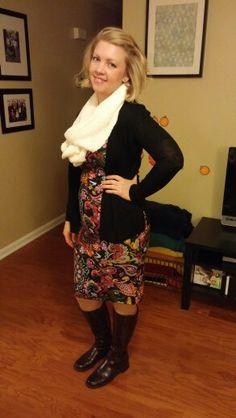 LuLaRoe Julia dress   #juliadress #lularoe