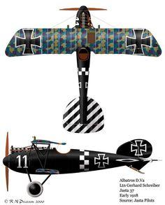 Name: Albatros_DVaSchreiber.jpg Views: 367 Size: 47.2 KB Description: