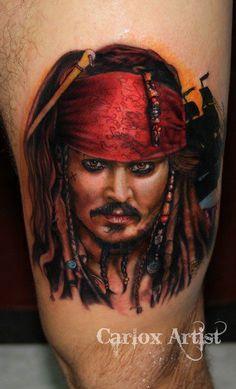 Carlox Angarita tattoo artist