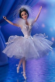 1999 Barbie® Doll as the Swan Queen in Swan Lake