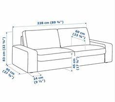 Ikea Kivik, Ikea Family, Polypropylene Plastic, Sofa Frame, Polyurethane Foam, Sofa Covers, Seat Cushions, Contour, Keep It Cleaner