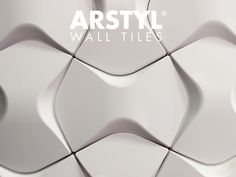ARSTYL® Wall Tiles WING designed by @mac2578