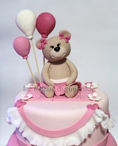 Cake Design Bambini Milano : 1000+ images about Baby shower cakes on Pinterest Party ...