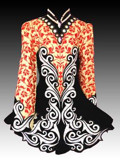 Kerry Designs - One of a kind Irish dance dresses