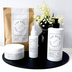 PRODUCT REVIEW: THE BASE COLLECTIVE WITH MAGNESIUM FOR SKIN, HEALTH AND AYURVEDIC BENEFITS | The Beauty & Lifestyle Hunter Magnesium Bath Salts, Magnesium Oil, Heal Wounds Faster, Magnesium Benefits, Shoulder Tension, Muscle And Nerve, Product Review, Natural Treatments, Stress And Anxiety