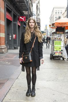 The Street Style at Men's Fashion Week Is All About the Ladies