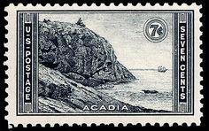 US Stamps 1934. Scott # 746