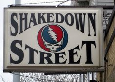 All This Is That: The Grateful Dead's album Shakedown Street was released 34 years ago today