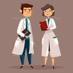 Doctor Radiologist or Radiographer Holding X-ray - People Characters Download here : https://graphicriver.net/item/doctor-radiologist-or-radiographer-holding-xray/19404472?s_rank=90&ref=Al-fatih