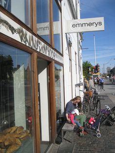 Copenhagen bakery - Emmerys