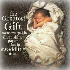 With all that we give this Christmas season, the greatest gift we can offer is to point others toward Him http://facebook.com/173301249409767 whose birth we celebrate—the only source of true peace, lasting joy, and eternal life. #JesusChrist