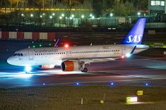 https://flic.kr/p/255mDan | SE-ROE Scandinavian Airlines (SAS) Airbus A320-251N