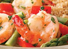 Find out how many ways you can use shrimp in recipes. We think you'll be surprised.