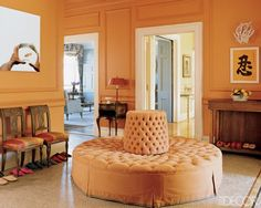 Ooh la la orange
