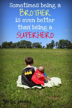 Superhero Brothers :) Ellie James Photography