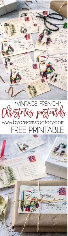 Free Vintage French