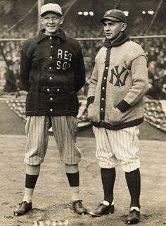 Yankees-Red Sox 1903 (via SI_Vault)