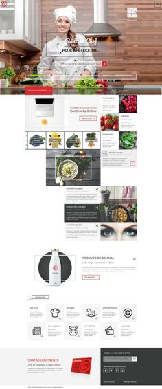 Young Lions 2014 (Internet) Continente Website - Homepage