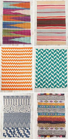 top right urban outfitters rug.  need. need. need. want.  mostly need.