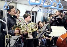 Day of Slavic Language and Culture - Musicians in the Carriage