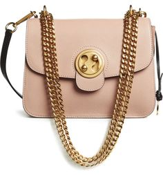 Main Image - Chloé Medium Mily Leather Shoulder Bag