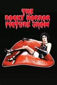 Rocky Horror Picture Show. Starring:Tim Curry, Susan Sarandon, Barry Bostwick, Richard O'Brien, Patricia Quinn, Little Nell, Jonathan Adams, Peter Hinwood, Meat Loaf, Charles Gray, & cast members Original Kings Road Production, 1973. Film Tribute (1975)to Science Fiction & Horror B movies of 1940s ~ '70s. Screenplay by Jim Sharman & Richard O'Brien, adaptation of stage play; book, music, & lyrics by Richard O'Brien. http://www.bing.com/images/search?q=1950%27S