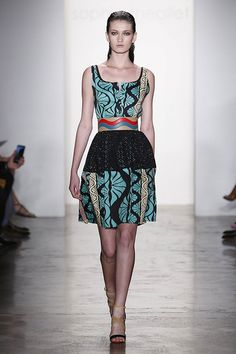 Nueva York primavera-verano 2015   SOPHIE TEALLET