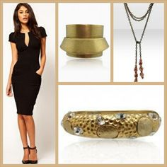 Little Black dress fashion-MCB